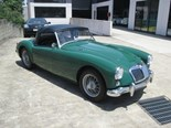 MGA 1959 roadster - today's classic tempter