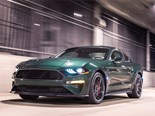 The Bullitt Mustang is back!