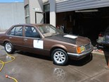 Morley's VC Commodore Hillclimb Project is Race Ready - Our Shed
