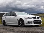Julia's HSV R8 Clubsport Tourer