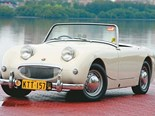 1958 Austin-Healey Sprite Review