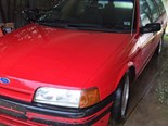 1989 Ford Falcon EA – Today's Brock Tempter