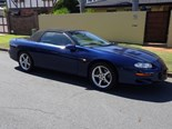 1998 Camaro Z28 convertible - today's soft-top tempter
