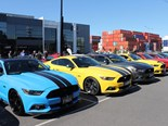 Mustang muster at Lorbek - gallery