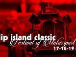 Phillip Island Classic Festival of Motorsport is a massive event.