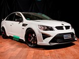 Holden HSV GTSR W1 sells for big money at Lloyds