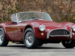 Shelby 289 Cobra + 1963 Corvette + Pontaic GTO Convertible - Auction Action 410