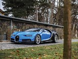Bugatti Chiron sells for $5.19 million!