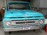 1962 Ford F100 - today's classic workhorse tempter