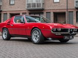 1972 Alfa Romeo Montreal up for auction in UK
