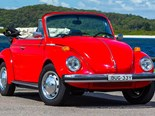 1971-79 Volkswagen Karmann Beetle Cabriolet Review