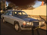 1984 Holden WB Statesman Caprice - today's tempter
