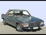 1978 Mercedes-Benz 450 SLC - today's classic tempter