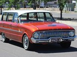 Restomod 1962 Ford Falcon XL Wagon - Reader Resto