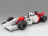 Senna F1 McLaren up for auction