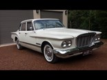 1962 Chrysler Valiant SV1 - today's tempter