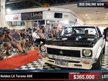 Holden Torana A9X number 1 sets auction record