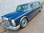 Mercedes-Benz 600 Pullman Six-Door Limousine