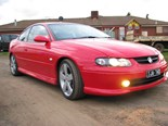 2003 Holden Monaro CV8 - today's supercharged tempter