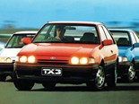 Ford Laser KE TX3 (1987-89) - Club Classics Under $30k