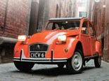 Happy anniversary - Citroen 2CV