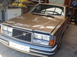 1980 Volvo 262C Freshen-Up - Our Shed