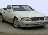 1994 Mercedes-Benz SL500 R129 – Today's Tempter