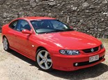 2002 Holden CV8 Monaro - Our Shed