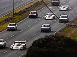 The day Porsche drove three 956s through Melbourne traffic