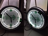 For sale: Original Swihart Edsel Service neon clock