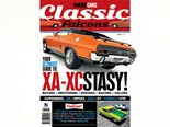XA-XC: Classic Falcon special edition out now!