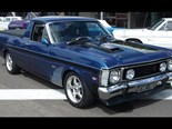 1970 Ford Falcon XW GT ute replica – Today's Tempter