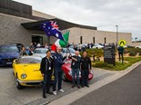 Australian Border Force Spoils Maserati Global Event