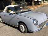 1991 Nissan Figaro Series 1 – Today's Tempter