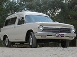 1964 Holden EH Panel Van - Reader Resto
