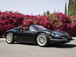 1972 Ferrari 246 Dino undergoes million dollar restomod