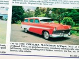 Chrysler Royal + Kougar Jaguar + Saab 96 - Ones That Got Away 413