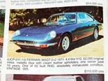 Ferrari 365GT + MGB V8 + Bristol 412 + Ford Consul Cortina - Ones That Gotaway 413