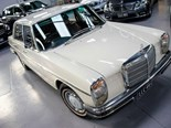 1972 Mercedes-Benz 230 – Today's Tempter