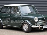 Mini scores $50k at auction