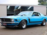 1970 Ford Mustang Boss 302 – Today's Tempter