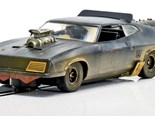 Mad Max slot car + Instrument resto + Holden Tail Tent - Gearbox 414