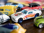 Hot Wheels celebrates half a century of tiny cars!