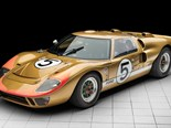 1966 Le Mans Ford GT40 headlines RM Sotheby's Monterey auction