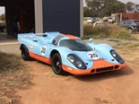 1970 Porsche 917 Re-Creation – Today's Le Mans Tempter