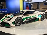 Brabham BT62 flies the Australian flag at Le Mans