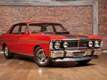 Ford Falcon GT-HO Phase III sells for $1.030 million