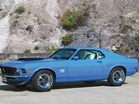 Ford Mustang Boss 429 + HDT VH SS Group 3 + Bolwell Mk VII + Datsun 240Z - Auction Action 415