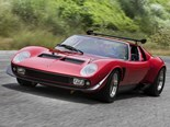 The only existing Lamborghini Miura SVR receives in-house restoration