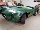 AC Cobra replica – today's project tempter